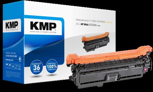KMP H-T128 Toner magenta