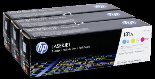 HP Toner Multi Pack No. 131 A