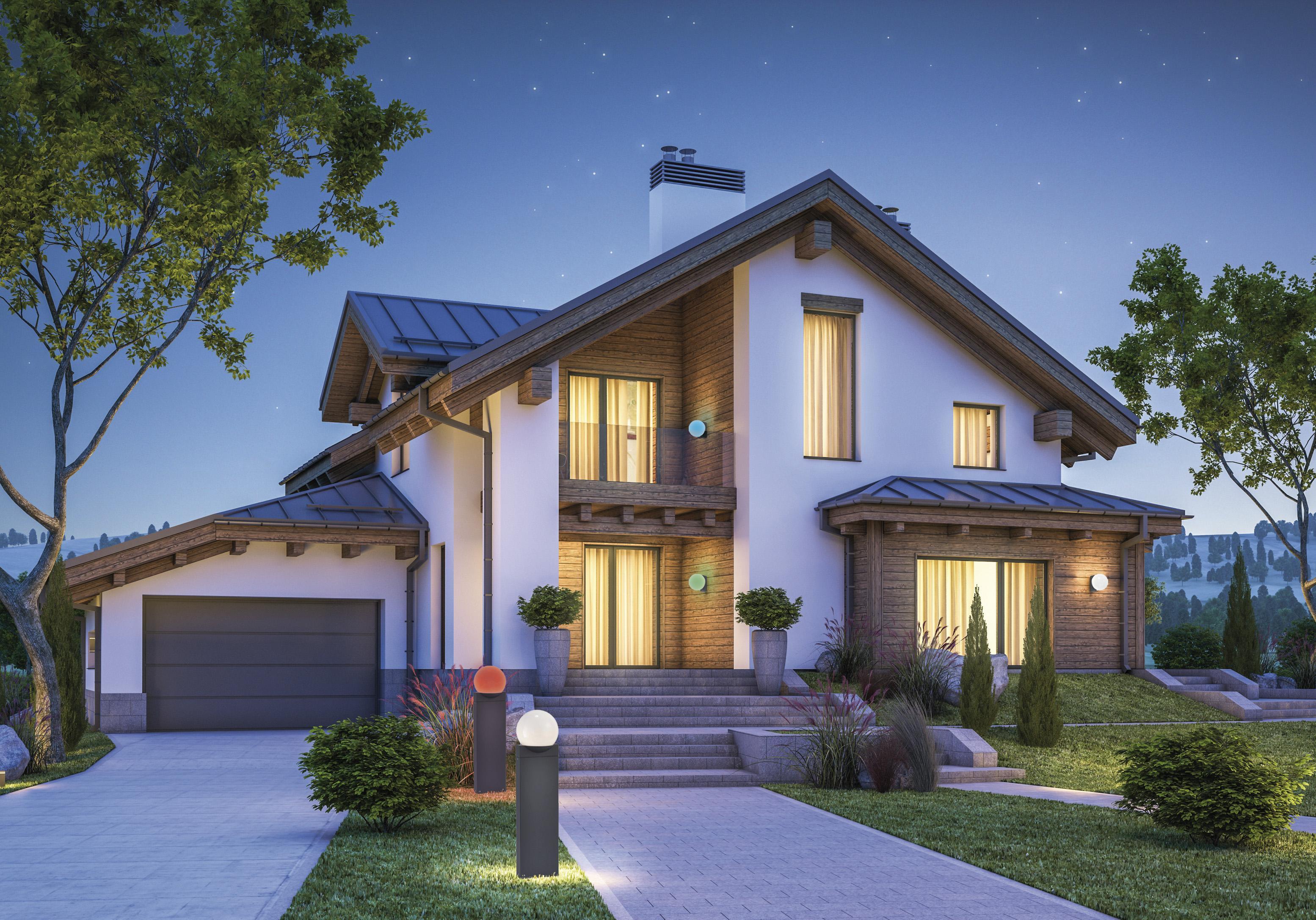 Smart Home - intelligente Heimvernetzung