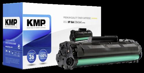 KMP H-T112 Toner schwarz