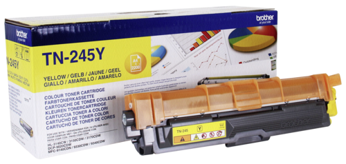 Brother TN-245 Y Toner yellow