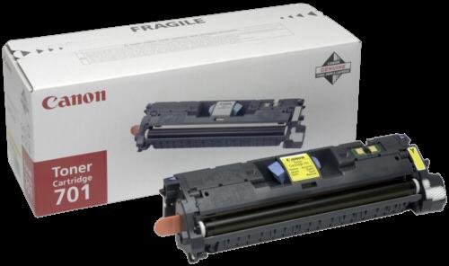 Canon Toner Cartridge 701 Y