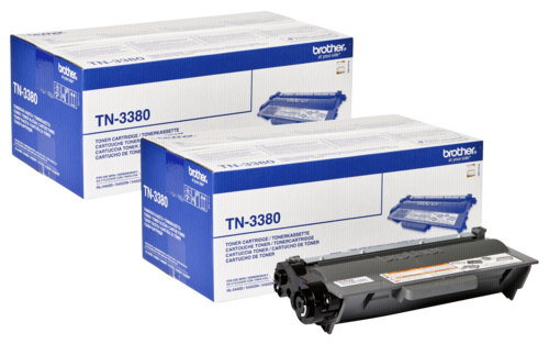 Brother TN-3380 Twinpack