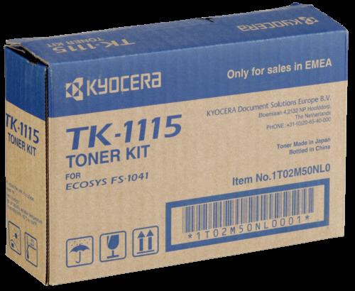 Kyocera Toner TK-1115 schwarz