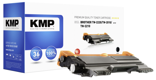 KMP B-T47 Toner schwarz