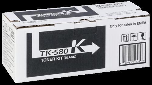 Kyocera Toner TK-580 K schwarz