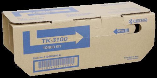 Kyocera Toner TK-3100 schwarz