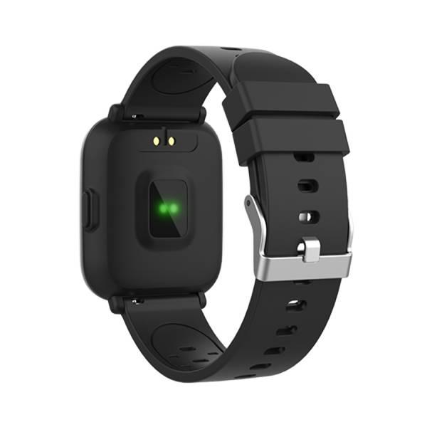 Denver SW-161BLACK Smartwatch Schwarz IPS 3,3 cm (1.3 Zoll)