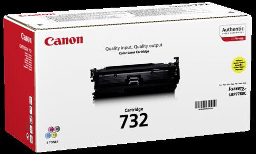 Canon Toner Cartridge 732 Y