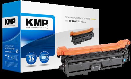 KMP H-T127 Toner cyan