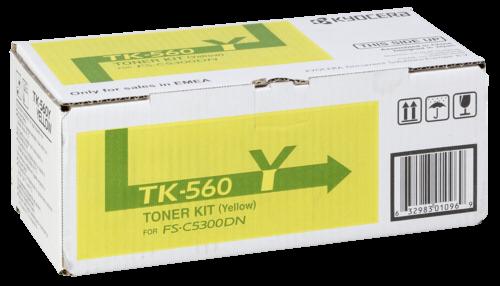 Kyocera Toner TK-560 Y yellow