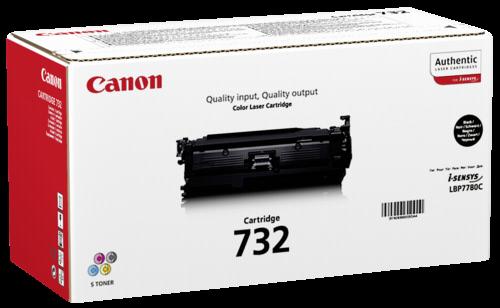 Canon Toner Cartridge 732 BK