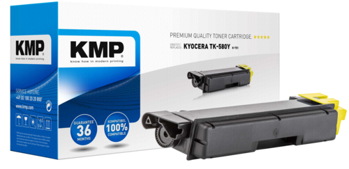 KMP K-T51 Toner yellow
