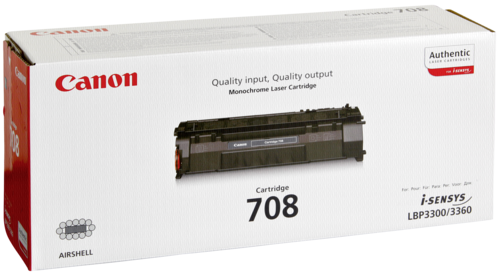 Canon Toner Cartridge 708