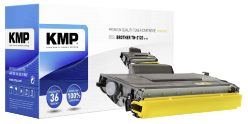 KMP B-T21 Toner schwarz