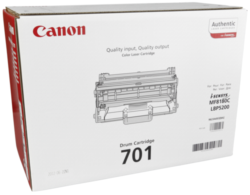 Canon Trommel Cartridge 701
