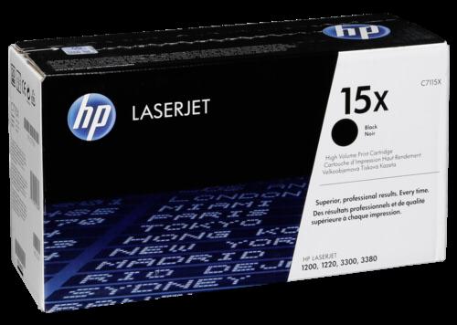 HP Toner C 7115 X schwarz