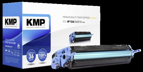 KMP H-T82 Toner cyan