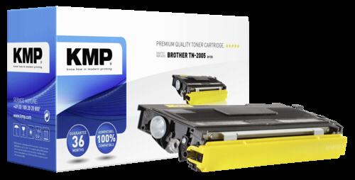 KMP B-T23 Toner schwarz