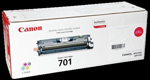 Canon Toner Cartridge 701 M
