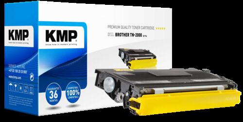 KMP B-T16 Toner schwarz XXL