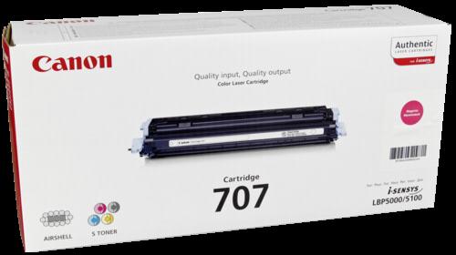 Canon Toner Cartridge 707 M