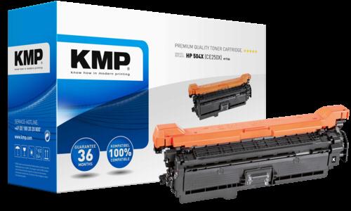 KMP H-T126 Toner schwarz