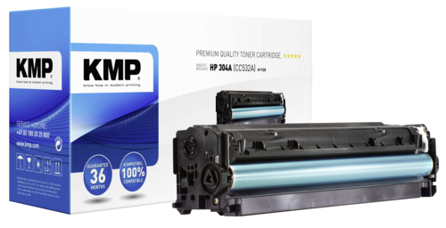 KMP H-T125 Toner yellow