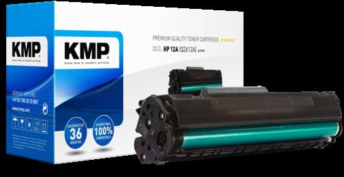 KMP H-T117 Toner schwarz XXL
