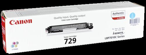 Canon Toner Cartridge 729 C