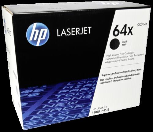 HP Toner CC 364 X schwarz 64 X
