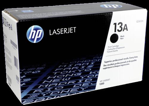 HP Toner Q 2613 A schwarz 13 A