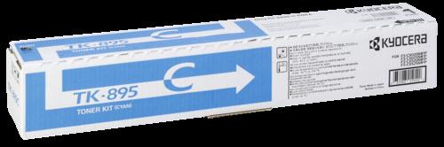 Kyocera Toner TK-895 C cyan