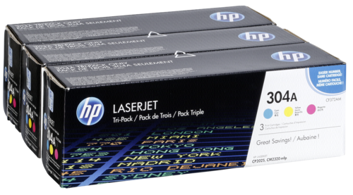 HP Toner Multi Pack CF 372 AM