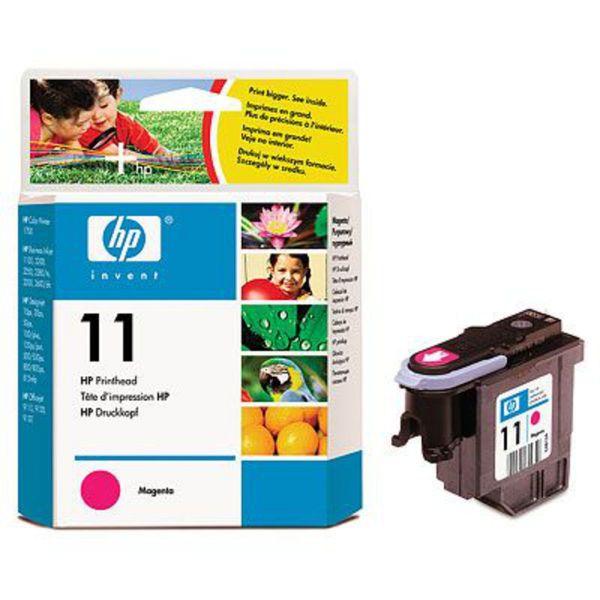 HP Druckkopf Nr. 11 C4812A Magenta (ca. 1750 Seiten)