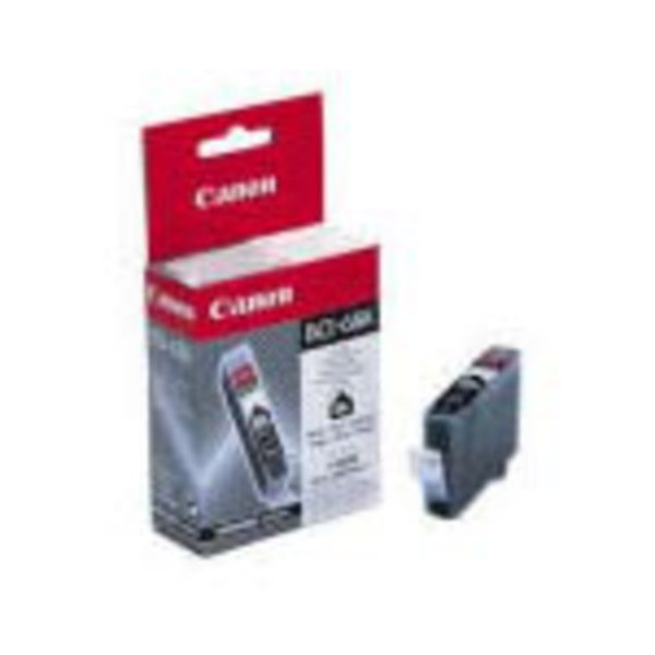 Canon Tintenpatrone BCI-6Bk schwarz (13 ml)