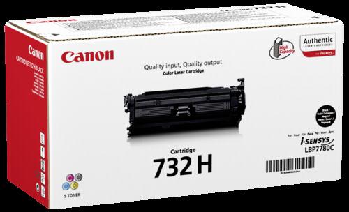 Canon Toner Cartridge 732 H BK