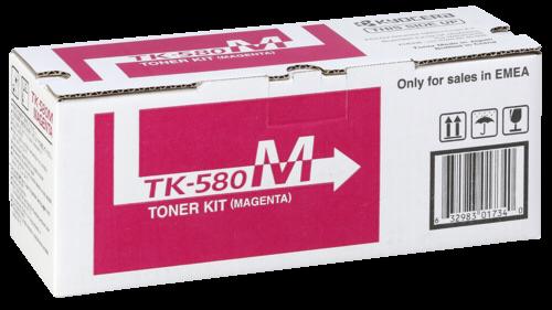 Kyocera Toner TK-580 M magenta