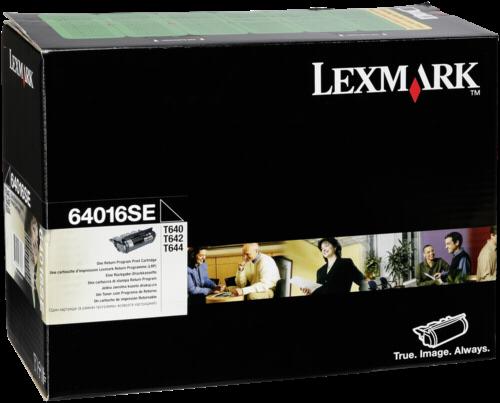 Lexmark Toner 64016SE schwarz
