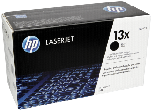 HP Toner Q 2613 X schwarz
