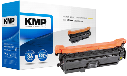 KMP H-T129 Toner yellow