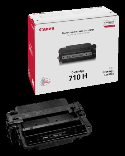Canon Toner Cartridge 710 H