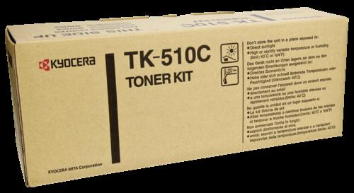 Kyocera Toner TK-510 C cyan
