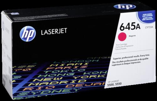 HP Toner C 9733 A magenta 645 A