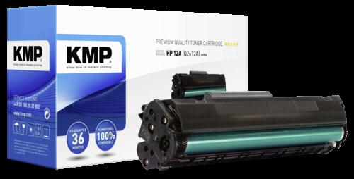 KMP H-T14 Toner schwarz