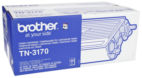 Brother TN-3170 Toner schwarz
