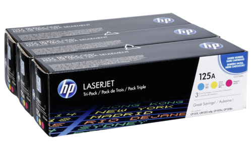 HP Toner Multi Pack CF 373 AM