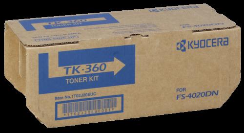 Kyocera Toner TK-360 schwarz